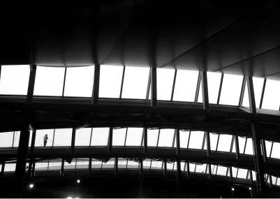 Heathrow Airport Terminal 2, 2013